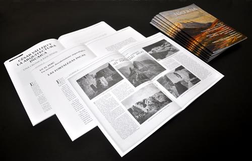 Crónica rescatada de César Vallejo en Lucerna No. 4