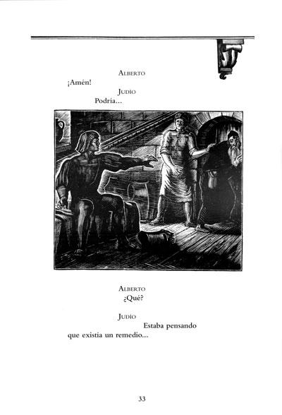El caballero avaro de Alexandr Pushkin