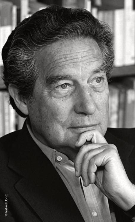 Octavio Paz, fotografpia de Rafael Doniz