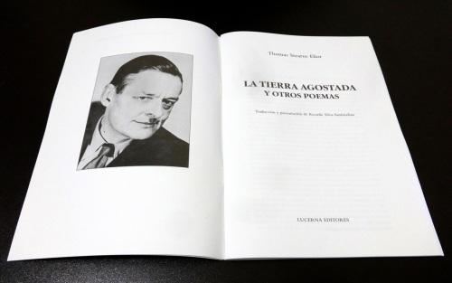 La tierra agostada y otros poemas de T. S. Eliot