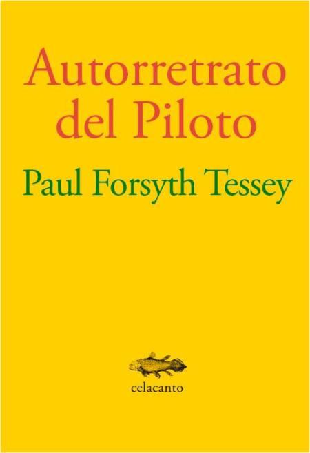 Autorretrato del piloto de Paul Forsyth