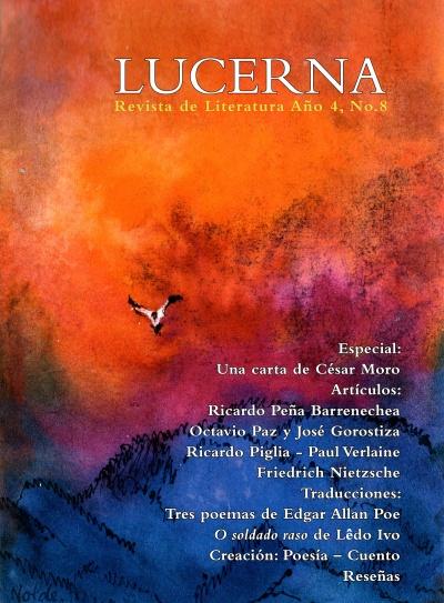 Portada revista Lucerna No. 8