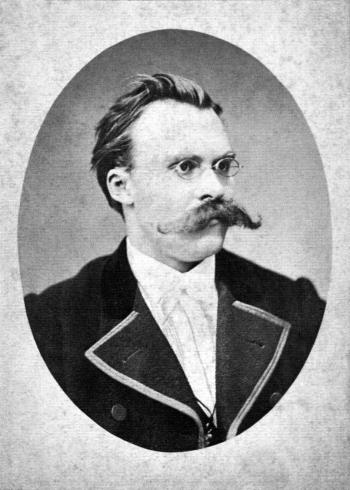 Friedrich Nietzsche en 1872